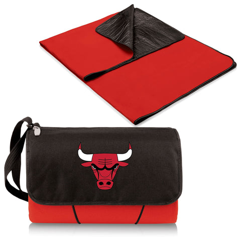 Chicago Bulls Blanket Tote by Picnic Time