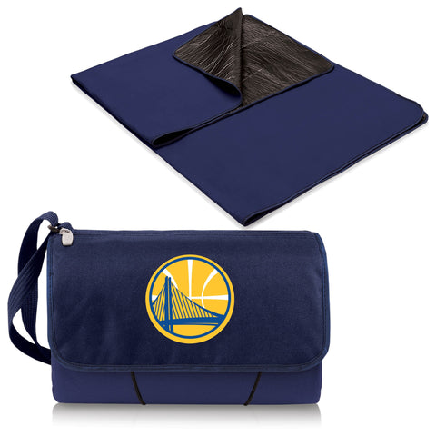 Golden State Warriors Blanket Tote by Picnic Time