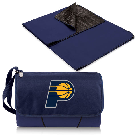 INDIANA PACERS Blanket Tote by Picnic Time