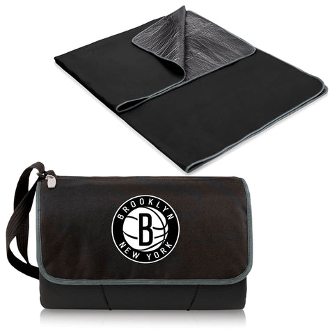 Brooklyn Nets Blanket Tote by Picnic Time