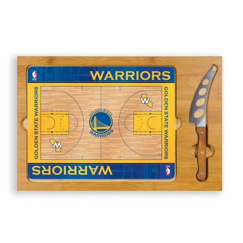 Golden State Warriors Cheese Board / Servicing Tray  - Icon by Picnic Time