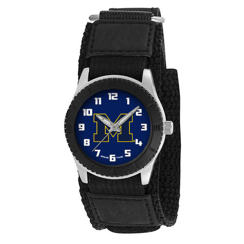 ROOKIE BLK UNIV OF MICHIGAN Kids Watch
