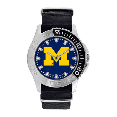 STARTER UNIV OF MICHIGAN Mens Watch