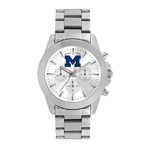 KNOCKOUT UNIV OF MICHIGAN Ladies Watch
