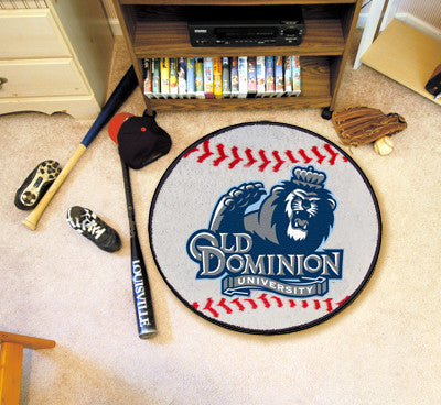 "Old Dominion Baseball Mat 27"" diameter"
