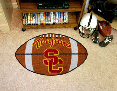 "Southern California Football Rug 20.5""x32.5"""