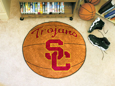 "Southern California Basketball Mat 27"" diameter"