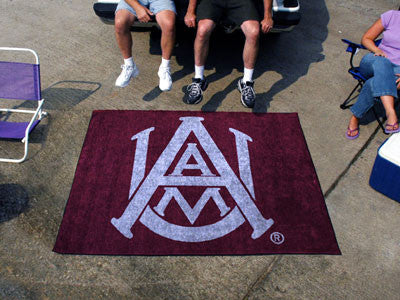 Alabama A&M Tailgater Rug 5'x6'