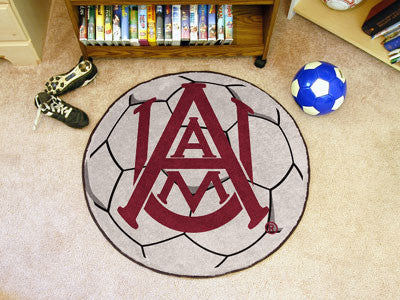"Alabama A&M Soccer Ball 27"" diameter"