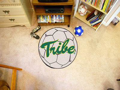 "William & Mary Soccer Ball 27"" diameter"