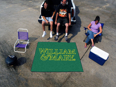 William & Mary Tailgater Rug 5'x6'
