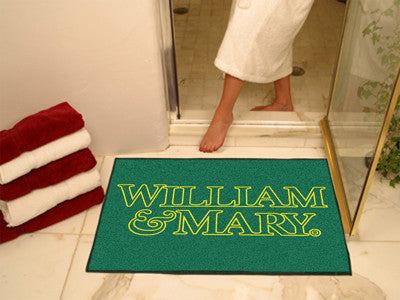 "William & Mary All-Star Mat 33.75""x42.5"""