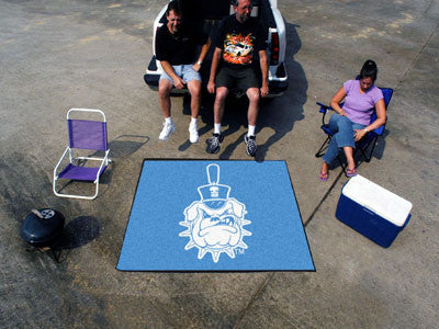 The Citadel Tailgater Rug 5'x6'