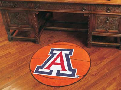 "Arizona Basketball Mat 27"" diameter"