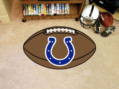 "NFL - Indianapolis Colts Football Rug 20.5""x32.5"""
