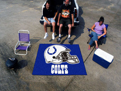 NFL - Indianapolis Colts Tailgater Rug 5'x6'