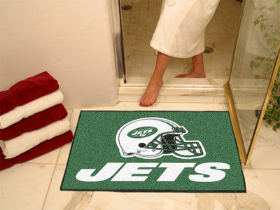 "NFL - New York Jets All-Star Mat 33.75""x42.5"""