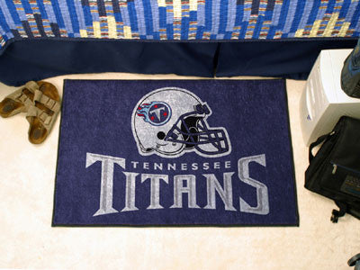"NFL - Tennessee Titans Starter Rug 19""x30"""