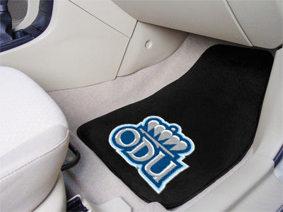 "Old Dominion 2-pc Carpeted Car Mats 17""x27"""