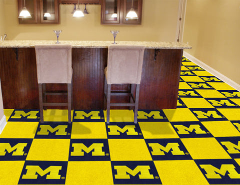 "Michigan Carpet Tiles 18""x18"" tiles"