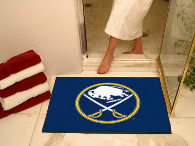 "NHL - Buffalo Sabres All-Star Mat 33.75""x42.5"""