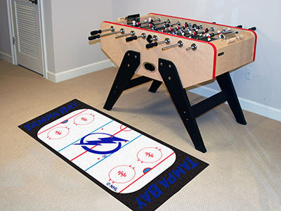 "NHL - Tampa Bay Lightning Rink Runner 30""x72"""