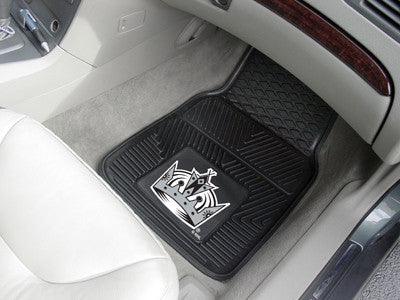 "NHL - Los Angeles Kings  2-pc Vinyl Car Mats 17""x27"""