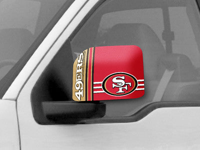 NFL - San Francisco 49ers Large Mirror Cover