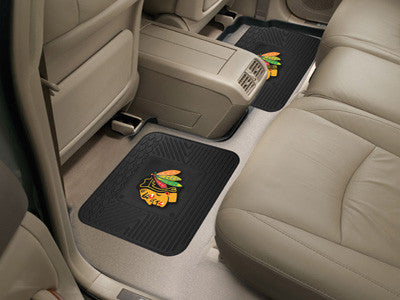 "NHL - Chicago Blackhawks 2-pc Utility Mat 14""x17"""