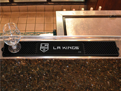 "NHL - Los Angeles Kings Drink Mat 3.25""x24"""
