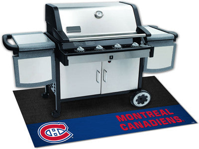 "NHL - Montreal Canadiens Grill Mat 26""x42"""