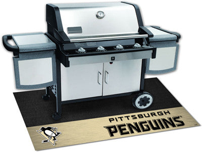 "NHL - Pittsburgh Penguins Grill Mat 26""x42"""