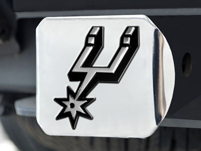 "NBA - San Antonio Spurs Hitch Cover 4 1/2""x3 3/8"""