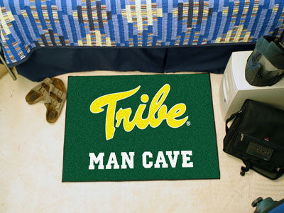 "William & Mary Man Cave Starter Rug 19""x30"""