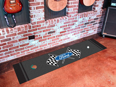 "Ford Flags Putting Green 18""x72"""