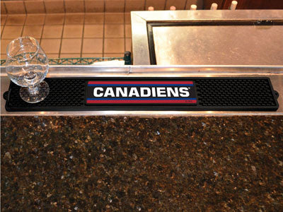 "NHL - Montreal Canadiens Drink Mat 3.25""x24"""