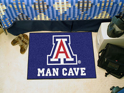 "Arizona Man Cave Starter Rug 19""x30"""