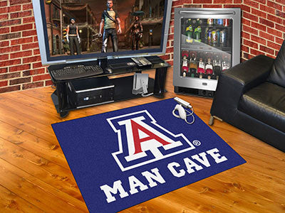 "Arizona Man Cave All-Star Mat 33.75""x42.5"""