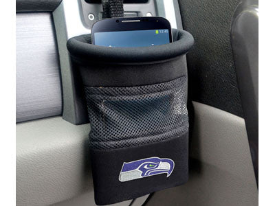 "NFL - Seattle Seahawks Car Caddy 5""x4.5"""