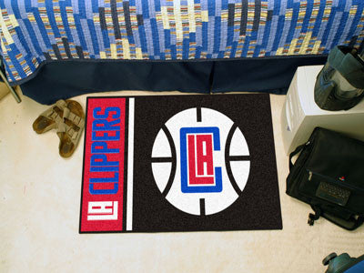 "NBA - Los Angeles Clippers Uniform Starter Rug 19""x30"""
