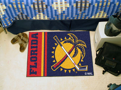 "Florida Panthers Uniform Starter Rug 19""x30"""