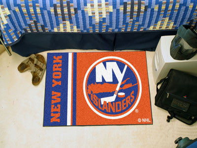 "New York Islanders Uniform Starter Rug 19""x30"""