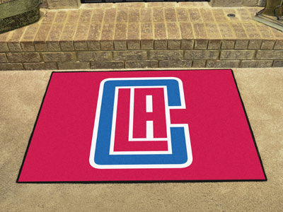 "NBA - Los Angeles Clippers All-Star Mat 33.75""x42.5"""