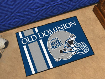 "Old Dominion Uniform Starter Rug 19""x30"""