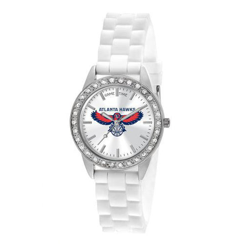 Atlanta Hawks Ladies Frost Watch By Game Time
