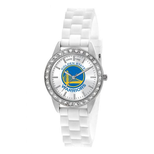 Golden State Warriors Ladies Frost Watch By Game Time