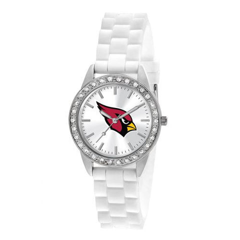 Arizona Cardinals Ladies Frost Watch By Game Time