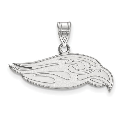 Sterling Silver LogoArt Liberty University Large Pendant  SS006LU