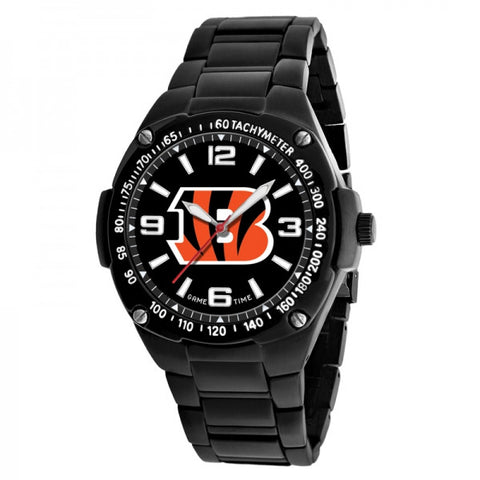 Cincinnati Bengals Men Watch – Gladiator by Game Time