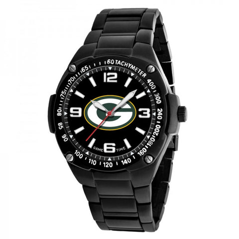 Green Bay Packers Men Watch – Gladiator by Game Time